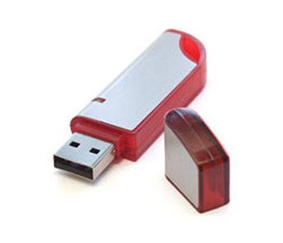 Personalised Plastic Key USB Memory Stick USB2.0  for Students
