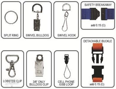 Hook Swivel Lanyard USB Flash Drive / Compact USB Thumb Drive