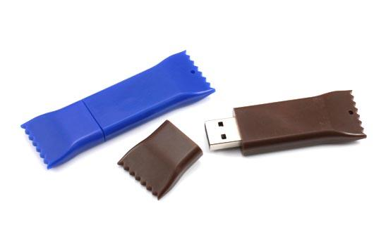 Customizable Plastic USB Flash Drive Memory Stick Flash Card Candy Shape