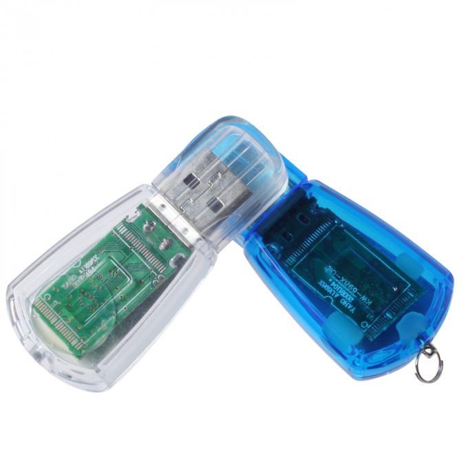 Yellow 1GB - 64GB Plastic USB Flash Drive Password Protection