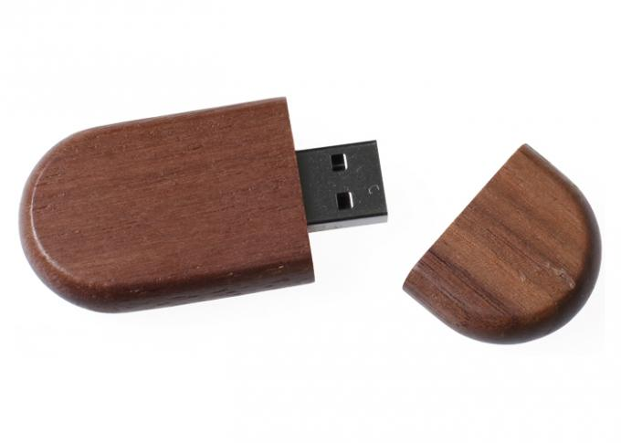 Promotional Wood USB Flash Drive / EngravedFlash Drive Key 1-64GB