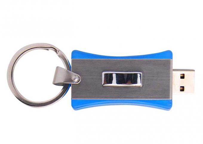 Small Twist Micro USB Memory Stick Short Swivel USB Flash Drive With Encryption
