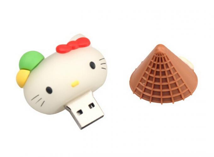 High Speed Cute Cute Hellokitty 32GB Pen Drive Pendrive USB Flash Drive For PC
