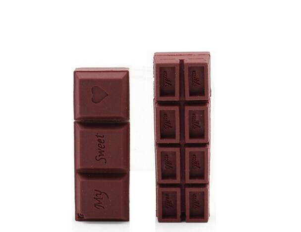 chocolate my stweet cartoon pen drive flash Memory Stick Drives 64gb pendrives