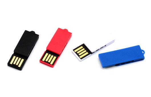 Ultra Slim Micro USB Memory Stick , Red 32GB USB 3.0 Thumb Drive