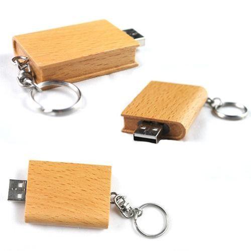 Small Encrypted USB 2.0 Flash Drive 2GB Thumb Drive Personalized