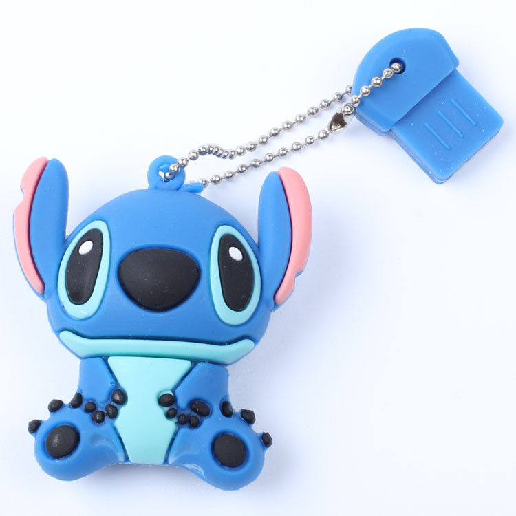 Cartoon Custom USB Memory Stick Encryption , Cute Thumb Drives