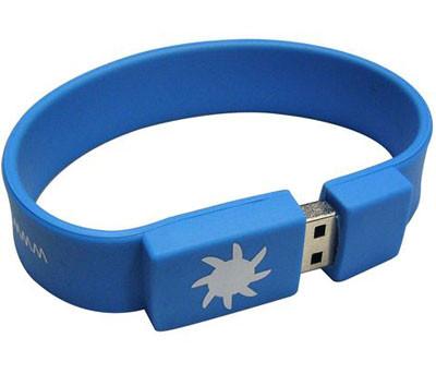Unique Wristband USB Flash Drive / Bracelet USB Drive Waterproof